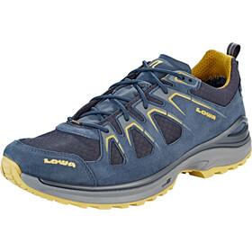 Lowa Innox Evo GTX Low Shoes Herren steel blue/mustard